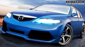 mazda worldwide mazda 6 body kits sports bumpers fenders wings skirts youtube
