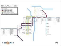 portland light rail map max light rail portland map portland max light rail map oregon usa