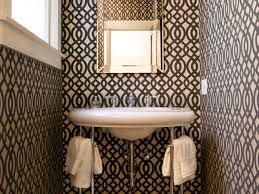 design ideas for a small bathroom 13 ways to make your small bathroom chic hgtv