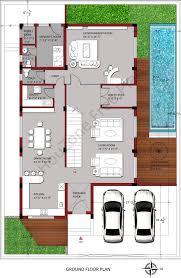 east facing duplex house floor plans east facing house plan houzone