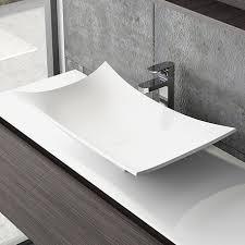 lavandino corian lavabo corian moderno guarda offerta kamalu bagno