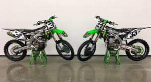 snow motocross bike monster energy kawasaki military appreciation bikes