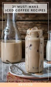 Coffee With Salt Upgrade Your Coffee With This Variety Of Quick Easy Iced Coffee