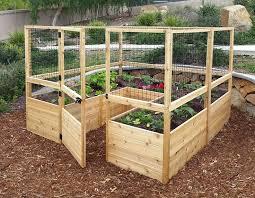 unique raised bed vegetable garden ideas 17 best ideas about