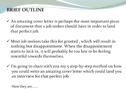 job application covering letters