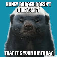 Meme Honey Badger - image 734394 honey badger know your meme