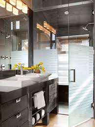 frosted glass shower doors houzz