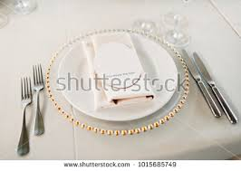 wedding plate wedding plate stock images royalty free images vectors