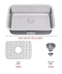 allora usa ksn 2718 16 kitchen sink 27