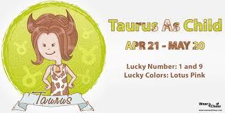 taurus colors the taurus child wear and cheer
