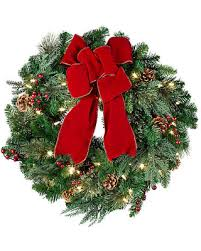 lighted christmas wreaths for windows lighted christmas wreath with timer live maigret