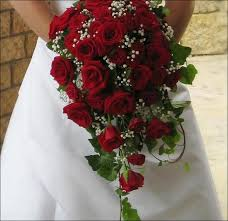 wedding bouquet wedding bouquets 20 ravishing reds to choose from