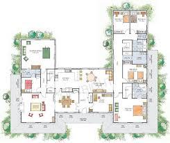 first floor plan of country farmhouse house plan 68178 picmia