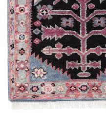 Black Persian Rug And Black Antique Persian Rug