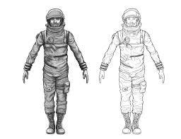 astronaut concept by rara avis rara on deviantart
