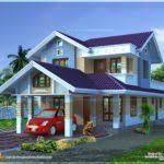narrow lot house plan kerala home design floor plans building