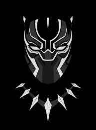 Black Minimalist by Black Panther Minimalist By Thelivingethan On Deviantart