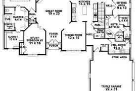 2 master bedroom house plans 24 ranch house plans 2 master suites dual master suites 58566sv