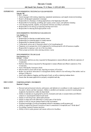 resume templates janitorial supervisor memeachu lead housekeeping resume sles velvet jobs