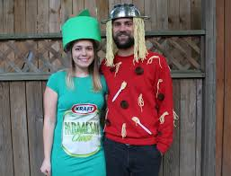 fun couple costume ideas for halloween our halloween costumes spaghetti u0026 parmesan cheese the surznick