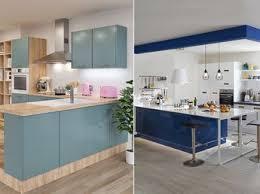 couleurs cuisine décoration intérieure quelle couleur choisir femme actuelle