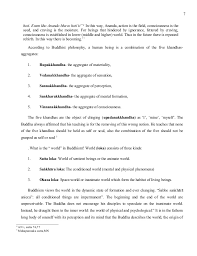 Sle Certification Letter Of Knowing A Person Buddhist Principles On Social Relationship
