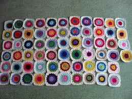 Crochet A Rag Rug Second Hand Susie Crochet Update Mollie Makes Starburst Blanket