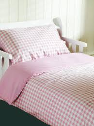 Gingham Duvet Covers Beige Gingham Cot Bed Duvet Cover Sweetgalas