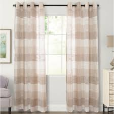 Green Bay Packers Window Curtains Goods For Life Naturals Nolan Window Curtain