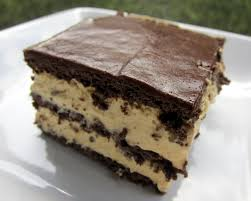 low fat chocolate eclair cake recipe food next recipes