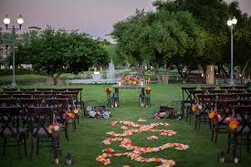 scottsdale wedding venues luxe wedding venue fairmont scottsdale princess arizona weddings