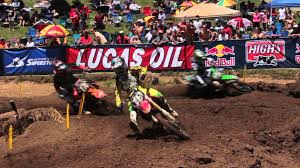 2013 ama motocross schedule 2013 racer x motocross show budds creek youtube