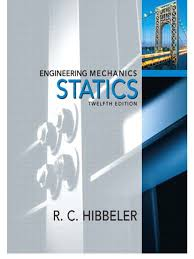 engineering mechanics statics r c hibbeler 12th edition pdf file pdf