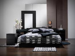 Ikea Dorms Stunning Ikea Dorms Design With Black Wooden Single Beds Frame