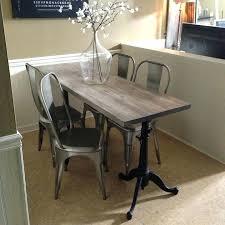 long narrow kitchen table long narrow kitchen table narrow dining table and chairs narrow
