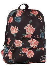 bloom backpack vans realm classic winter bloom backpack impericon worldwide