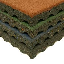 Rubber Mats For Backyard by Eco Safety