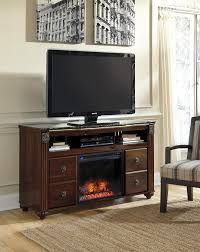 Dining Room With Fireplace by Traditional Large Tv Stand With Fireplace Insert By Signature