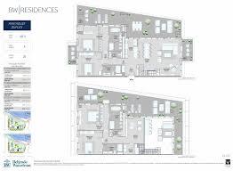 Waterfront Floor Plans Bw Ta 1 95