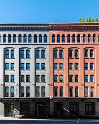 historic tribeca warehouse meets its match archpaper com