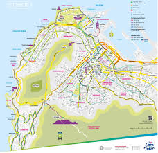 Map Of Cape Town South Africa by Cape Town Maps South Africa Maps Of Cape Town