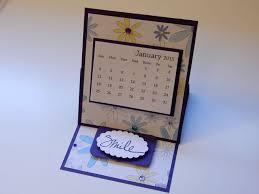 103 best easel calendar cards images on easel cards