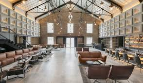 Luxury Lobby Design - singapore u0027s chic new warehouse hotel blends history and design