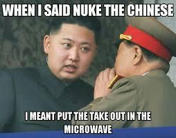 Fat Jokes Meme - just another kim jong un fat joke imgur