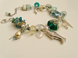 Rag Rug Bracelet Handmade Totes Eco Rag Rugs Jewelry Vintage Greyhound Themes