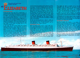 Queen Elizabeth Ii Ship by Rms Quen Elizabeth 1939