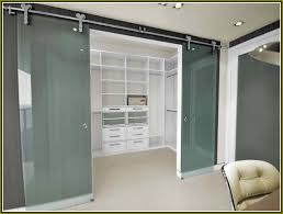 Closets Sliding Doors Closet Sliding Door Lowes Inspiring Louvered Doors With Designs 6