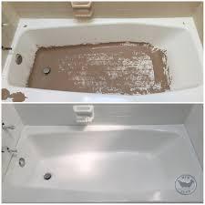 Bathtub Reglazing Tulsa Refinish Bathtub Bathroom Floor Wall After Refinishing