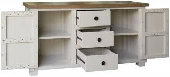 buy melton reclaimed pine sideboard large online cfs uk
