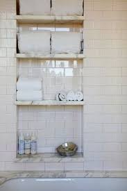 Recessed Bathroom Shelving 10 Beautiful Details To For Your New Bathroom